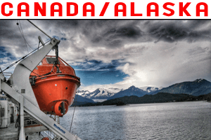 Miniatura Canadá y Alaska