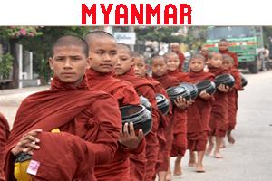 Miniatura Myanmar
