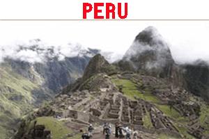 Miniatura Peru