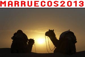 Miniatura Marruecos 2013