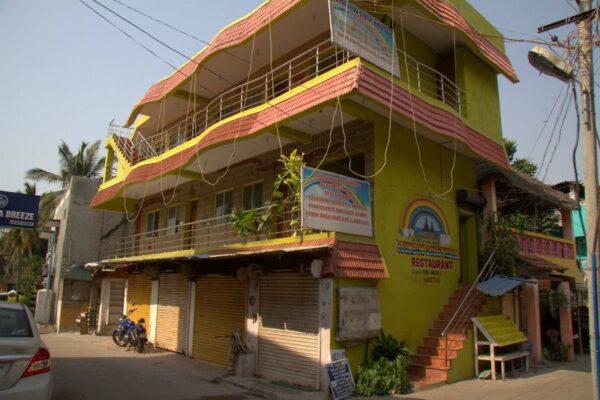 RAIMBOW GUEST HOUSE EN MAHABALIPURAM