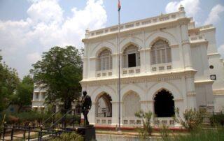 MUSEO MEMORIAL DE GHANDI EN MADURAI