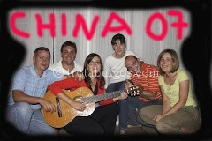 GRUPO DE LOS VIAJEROS QUE NOS VAMOS A CHINA