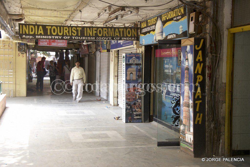 AGENCIA DE TURISMO EN DELHI