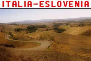 Miniatura de Italia y Eslovenia